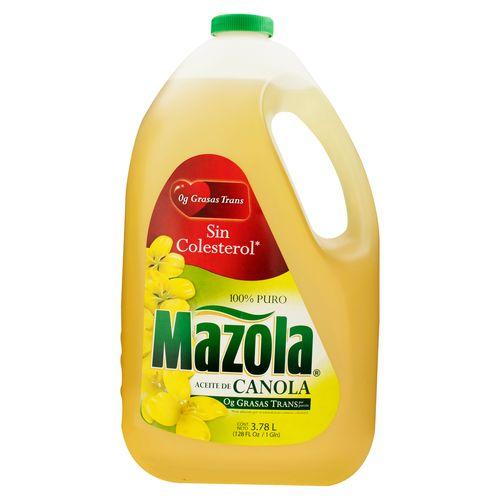 Aceite Mazola De Canola - 3780ml