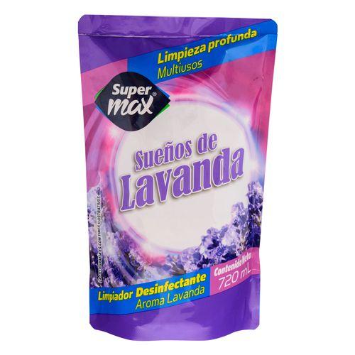 Supermax Desinf Lava
