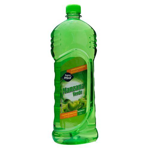 Desinfectante Supermax Manzana 1000Ml