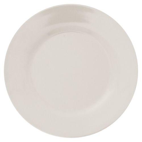Plato Pastelero Color Crema