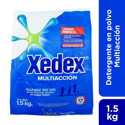 Detergente Xedex Limpieza Activa 1500 Gr
