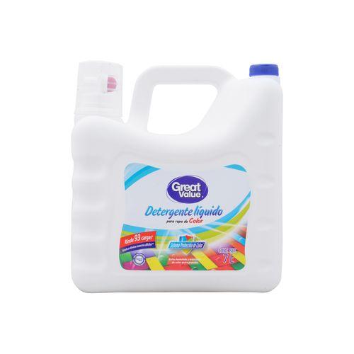 Detergente Liquido Great Value - 7000ml
