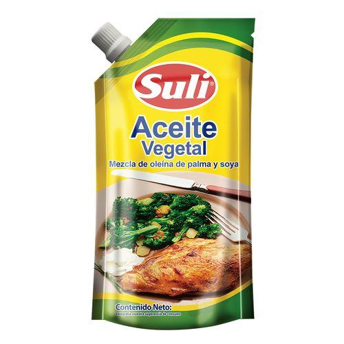 Aceite Suli Vegetal Eco Pack - 443Ml