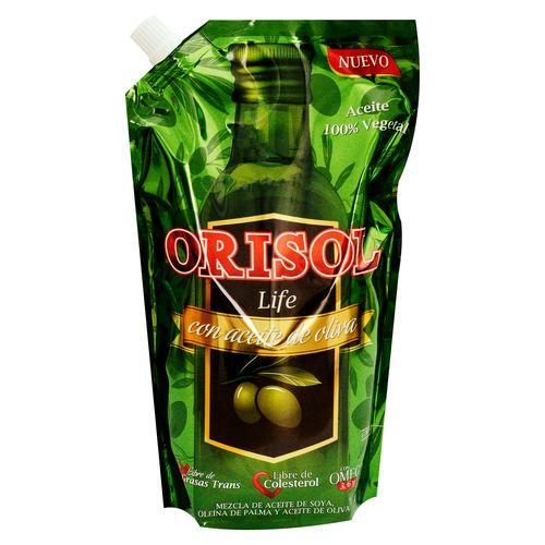 Aceite Orisol Oliva Light - 750Ml
