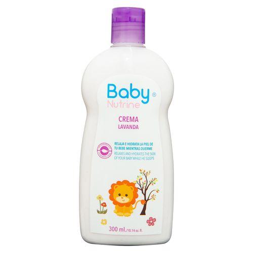 Crema Baby Nutirne Lavanda 300 Ml
