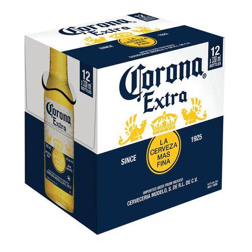 Cerveza Corona 12Pck 4260Ml