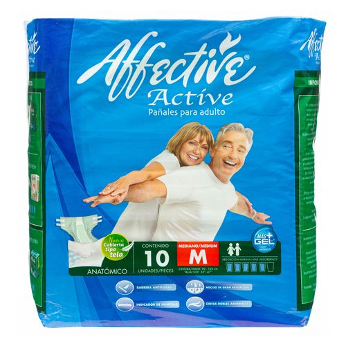 Affective Protect Mediano 10 Uds