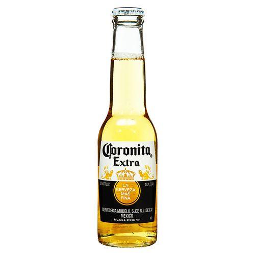 Cerveza Corona Extra - 207Ml