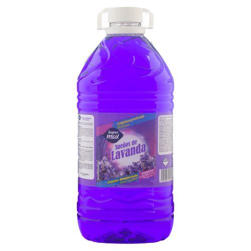 Desinfectante Supermax Lavanda 3785Ml