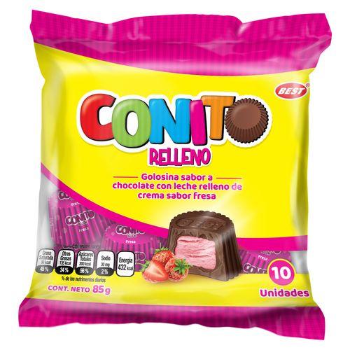 Conito Best Fresa 85G