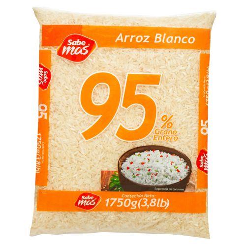 Arroz Sabemas Blanco - 1750Gr