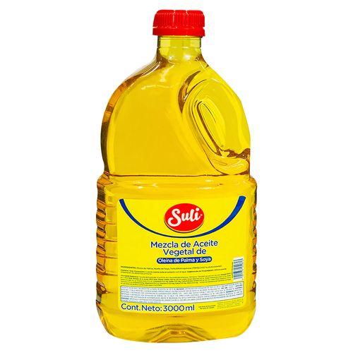 Aceite Suli Vegetal - 3000Ml