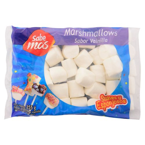 Marshmellow Sabemas Vainilla - 255gr