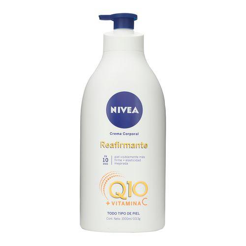 Crema Nivea Reafirmante Q10 - 1000ml