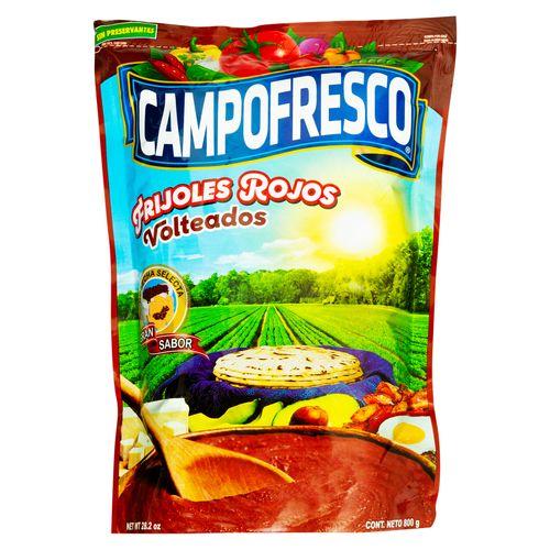 Frijoles Campofresco Rojo Voltead 800 Gramos